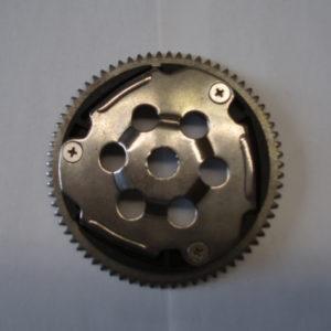 Starteri pendiks hammasrattaga väntvõlli ava 13 mm