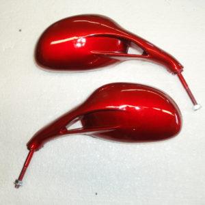 peeglikomplekt punane 8mm 61110