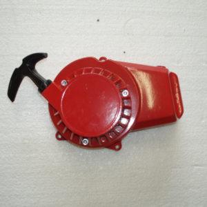 mini krossika,pocketi starter punane alumiinium