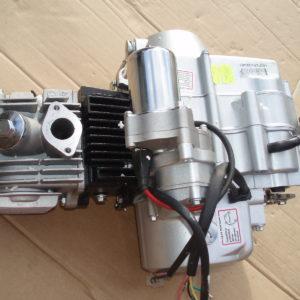 Mootor 110cc 4käiku manuaal k.kast el.starter mootori peal.