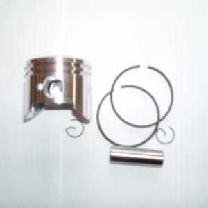 poceti kolvi komplekt 60cc 44mm sõrm 12mm