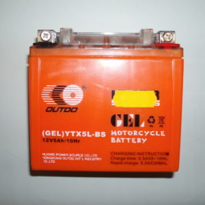 AKU YTX5L-BS GEL 12V