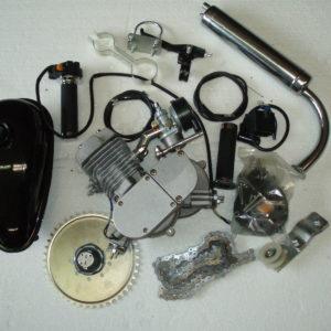 hiina võrri mootor 50cc koos paigaldus komplektiga