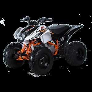 ATV 50-125cc varuosad
